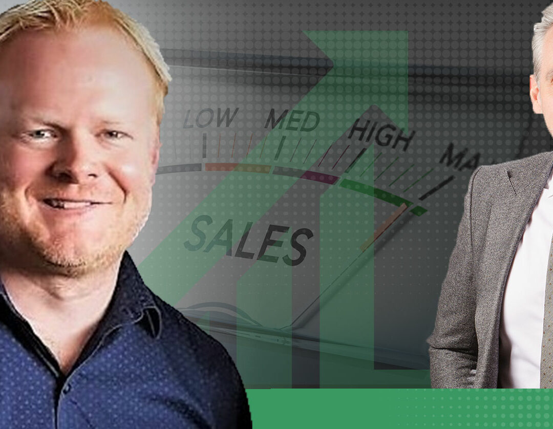 231: The Man who Eats, Lives & Breathes Sales, with Carson Heady