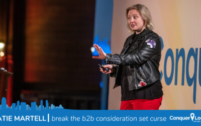 Katie Martell | Break the Curse of the Consideration Set