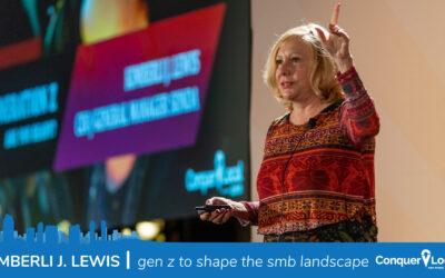 Kimberli J. Lewis | How Generation Z Will Shape the New SMB Landscape